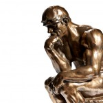 Rodin's The Thinker 9485