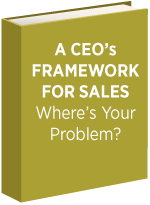 A CEO framework For Sales
